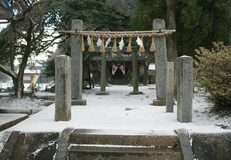 熊野神社 2015年元旦