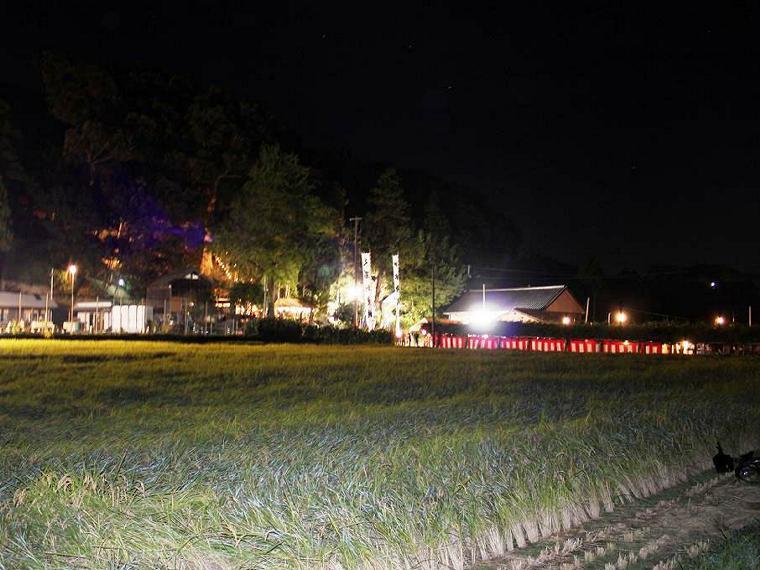 宇美八幡宮1800年大祭